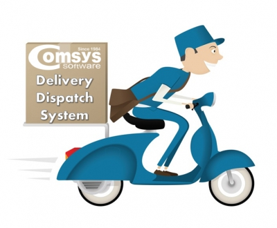 COMSYS DELIVERY DISPATCH SYSTEM THE PERFECT CHOICE FOR YOUR RESTAURANT